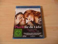 Blu Ray Plan B für die Liebe - Jennifer Lopez & Alex O`Loughlin - 2010