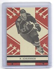 11-12 2011-12 O-PEE-CHEE RYAN JOHANSEN RETRO ROOKIE RC OPC #612 BLUE JACKETS
