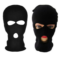 Ski Mask Balaclava Black Knit Hat Face Shield Beanie Cap Snow Winter Warm Unisex