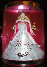 SPECIAL 2001 Holiday Celebration Barbie Doll