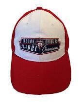 TACOMA RAINIERS 2010 PCL(PACIFIC COAST LEAGUE) CHAMPION HAT WORN ONCE