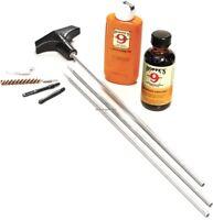 NEW! Hoppes Cleaning Kit, Rifle .243 - .257 Caliber, 6 - 6.5mm, Clam U243B