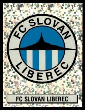 Panini Cesky (Czech) Fotbal 1997 - Logo Tymu FC Slovan Liberec No. 209