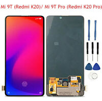 For Xiaomi Mi 9T Redmi K20 Pro LCD Display Touch Screen Assembly Replacement