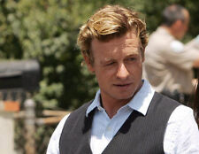 SIMON BAKER UNSIGNED PHOTO - 251 - THE MENTALIST