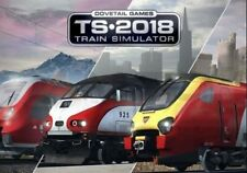 Train Simulator 2018 STEAM Global PC KEY
