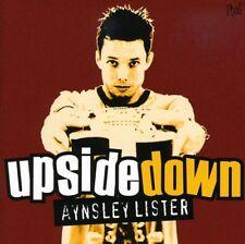 Upside Down - Aynsley Lister (CD New)