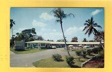 Boynton Beach,FL Florida, Ann Marie Motel, Mr & Mrs Salvatore Pandolfo