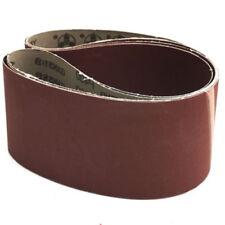 Abrasive Tools New Woodworking 5 Pcs 457x13mm #40 Grit Abrasive Sanding Belt Sander Sandpaper