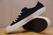 CONVERSE Chuck Taylor AS Sawyer OX Shoes BLACK White 147058C *NEW* Size Men 3 US