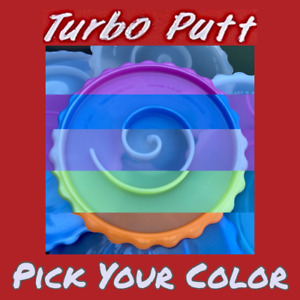 RARE Quest AT Turbo Putt Pick Your Color OOP Disc Golf Putter 150 Class Frisbee