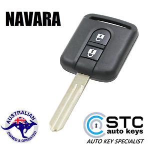 Complete REMOTE KEY for NISSAN NAVARA PATHFINDER DUALIS CAR KEY TRANSPONDER CHIP