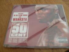 50 CENT -IN DA CLUB 4 TRACK CD SINGLE