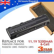 Laptop Battery for TOSHIBA PA5023U-1BRS PA5024U-1BRS PA5110U-1BRS