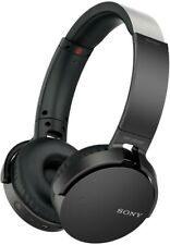 Sony Mdr-Xb650Bt Black Headband Headsets