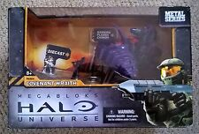 MEGA Bloks Metal Series #96964 Halo Covenant Wraith-Nuovo in Scatola
