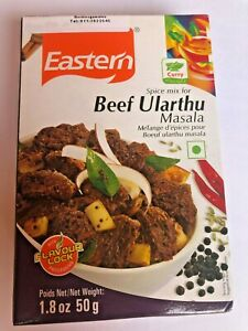 Eastern Organic Spice Mix for Beef Ularthu Masala - 100% Natural Delicious Taste