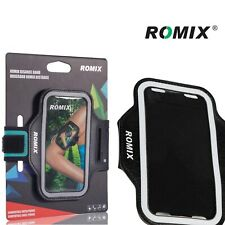 Romix Distance Band Smartphone XXL Sports Armband Apple 8 Plus, Samsung S9 & S9