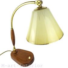 Ancienne table temde Lampe 40er 50er Table Desk Lamp Swiss Mid Century 1940 S 1950 S