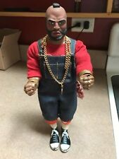 Vintage Mr. T Action figure A-Team Superhero