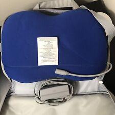 Brookstone iNeed Lumbar Massager Pillow F-224