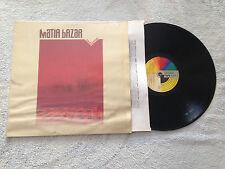 Matia Bazar - Red Corner - LP