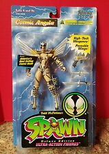 McFarlane Toys 1995 Spawn Cosmic Angela Ultra-Action Figure With Phantom Head