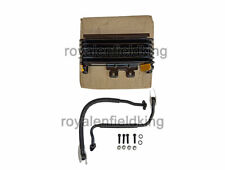 Genuine Royal Enfield Himalayan BS4 Oil Cooler Radiator With Pipe Assembly D1