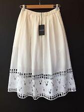Country Road Emboridered Hem Skirt Size 4 6 8 10 14 16 4
