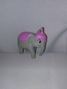 Paw Patrol Rockys City Hall Rescue Adventure Bay Elephant Figure Rare!