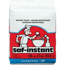 Saf Instant Yeast 1 Pound, Expires 2021 Dec, Free Shipping!