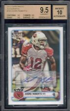Andre Roberts 2012 Topps Magic Autograph * BGS 9.5 * 10 Auto Cardinals Redskins