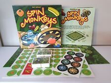 Spin Monkeys The Jungle Grab Strategy Game Contents Sealed Family Games.