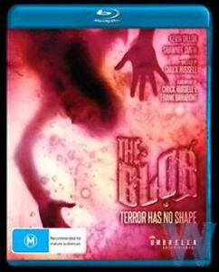 The Blob (1988) english artwork  (BLU RAY) Region B -sealed