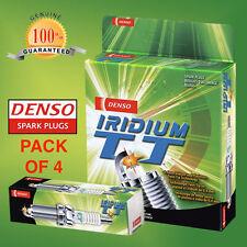 DENSO IRIDIUM Spark Plugs X 4 - MAZDA CX7 ER 2.3 MAZDA3 MAZDA6 ITV20TT ILTR6A-8