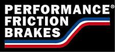 Performance Friction 1333.10 Frt Severe Duty Brake Pads