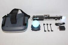Lenovo Star Wars: Jedi Herausforderungen AR Headset mit Lichtschwert-schwarz
