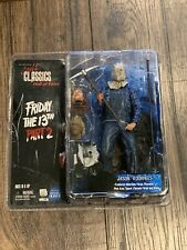 Neca Reel Toys Cult Classics Hall Of Fame Friday the 13th Jason Voorhees