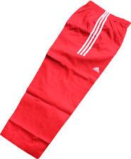 Adidas Taekwondo 3-Stripe Dobok Pants/KARATETO/martial arts/Tranning Pants/RED