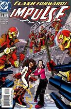 Impulse #73 Comic Book 2001 - DC