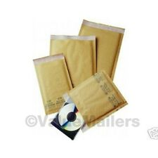 80 Piece Variety Pack * Bubble Mailers * 7 Sizes