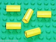 LEGO TECHNIC Technic Axle Joiner Inline Smooth ref 6538c / Set 8264 8043 8051...
