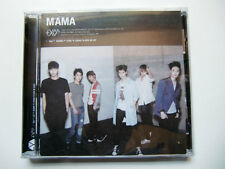 EXO-M 1st Mini Album MAMA Genuine CD + Card China Only New with 2 photocards