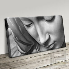 MICHELANGELO VIRGIN MARY BEAUTIFULLY DESIGNED ICONIC CANVAS POP ART Art Williams