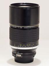 Nikon180mm f/2.8 ED AIS Nikkor lens (exceptional sample)