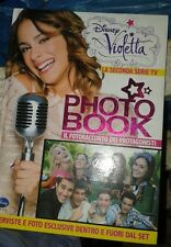 VIOLETTA VIOLETTA PHOTO BOOK LA SECONDA SERIE TV DISNEY libro mmob