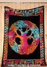 Mandala Indian Hippie Bedding Tapestry Wall Hanging Bedding Throw Celtic Tree UK