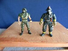 CHAP MEI Action Figure Military Trooper And Firefighter Rescue