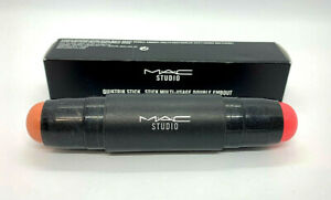 Mac Quiktrik Stick Multi Usage Double Embout - Ginger Spiked / Counterpoint Box