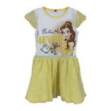 Belle Disney Yellow Dress 5/6yrs (116cm)